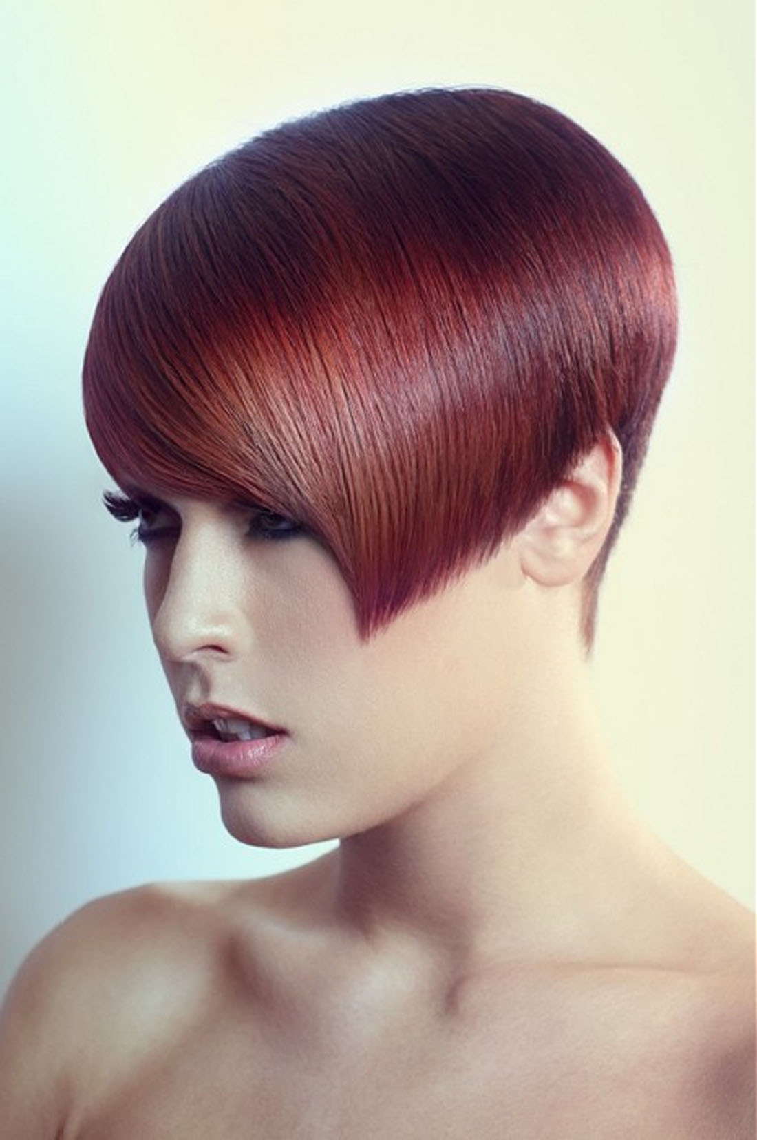 hair color styles short hair capelli corti guida alla scelta colore migliore 1364 | hairstyles as 2012 hair trend red hair color hair as very short hair 1100x1656